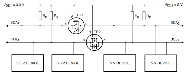 level shifting - increasing voltage